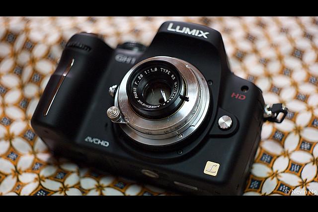 Angenieux 28mm f/1 8 Type S2 Cine Lens | Hamachi & Toro | Flickr