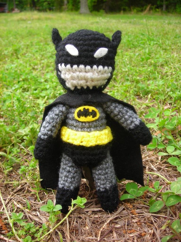 Batman amigurumi CROCHET PATTERN   Etsy   1024x768