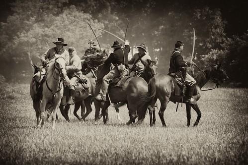 Civil War Days in Illinois