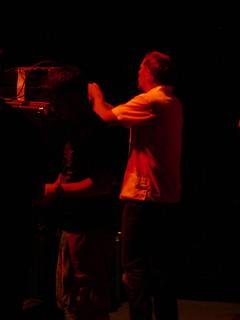Pascal Humbert setting up   by CJPolitzki