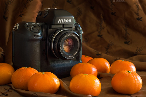 Nikon F5 | by DeusXFlorida (11,059,330 views) - thanks guys!