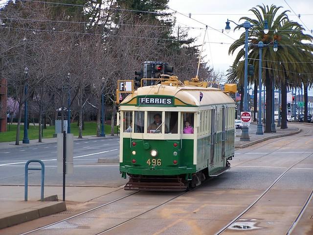 Melbourne on Embarcadero
