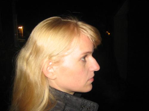 12/15 - Slowly getting my false nose back
