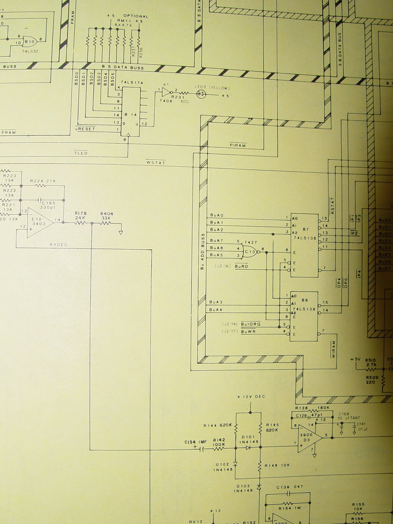 Tron Schematics Example