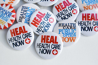 Health Care Reform Buttons | by buttons4obama
