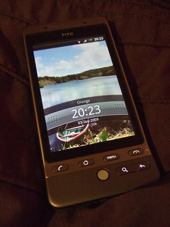 HTC Hero   by nand_