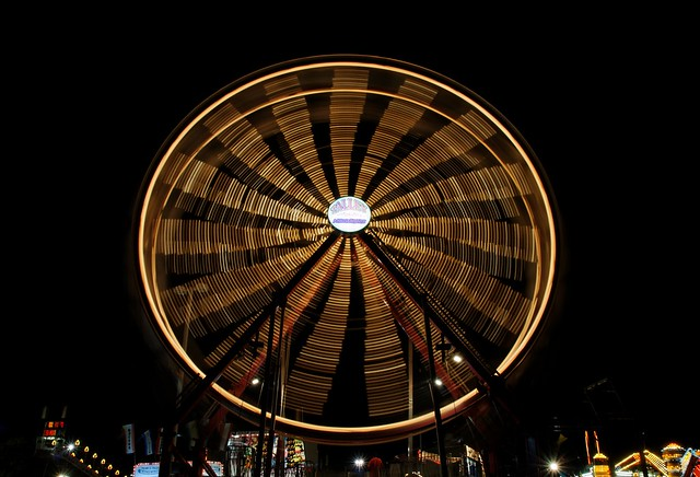 Ferris Wheel - #8472