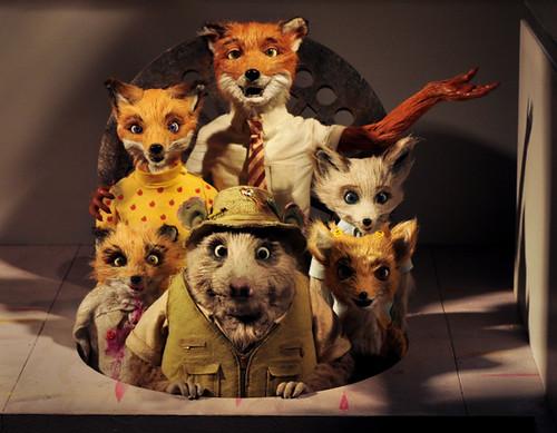 Fantastic Mr Fox Bergdorf Goodman Men Store Holiday Window Flickr