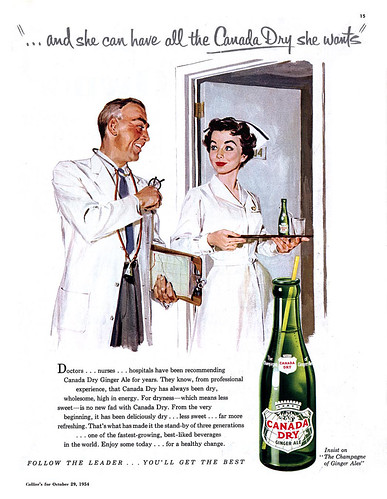 1952--- 20cc of ginger ale- stat! | by x-ray delta one