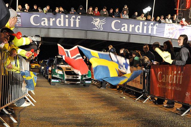Rally GB start 7