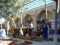 Bujara caravansaray Nughay Uzbekistan 03
