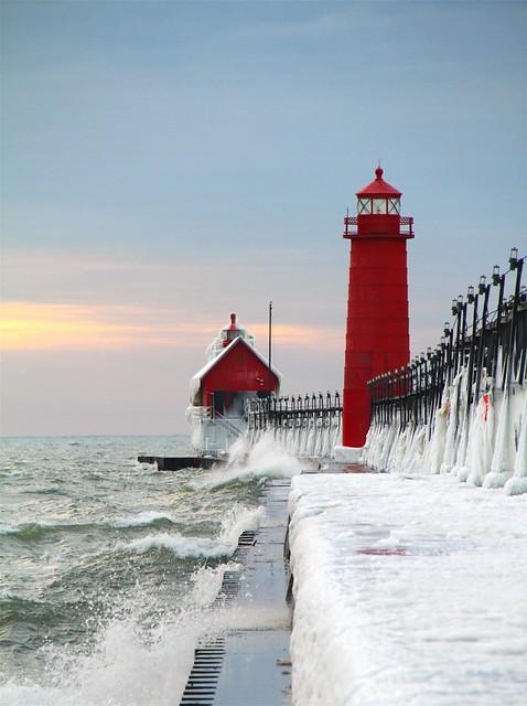 Frozen Lighthouse Season '09