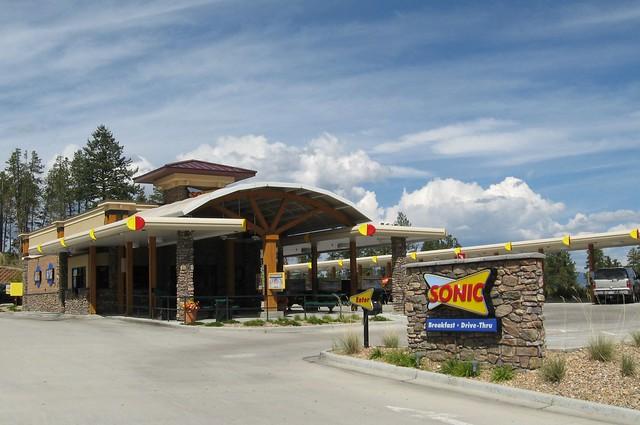 Sonic in Conifer Colorado