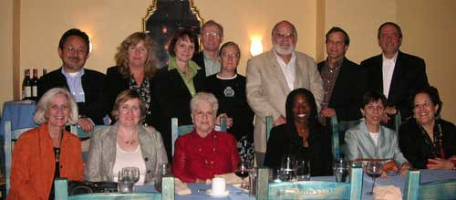 Committee on International Relations in Psychology 2007 Dinner