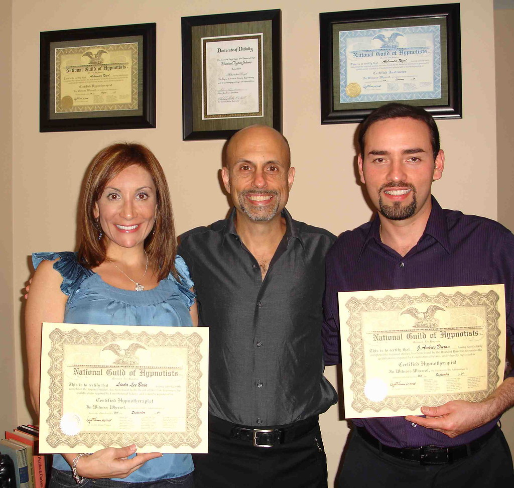 NGH Certified Hypnotherapist September Class 2009 | Where ...