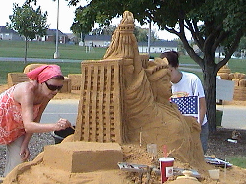 Fest of Sand 2009  911  Ronnie Jaggers  2 | by ChiseledFeaturesSculptures