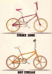 Diamondback Strike Zone Hot Streak 1987 | Don Vader Grzelak