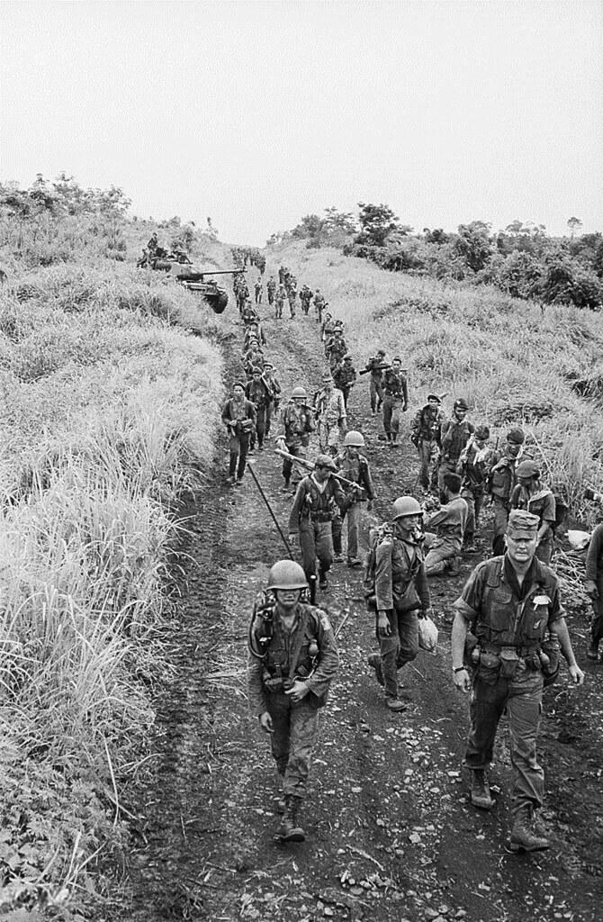 Đức Cơ 1965 | 18 Aug 1965, Duc Co, South Vietnam --- Vietnam… | Flickr