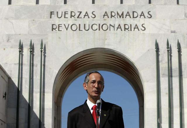 Homenaje a Manuel Galich y Jorge Toriello