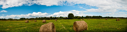 Hay Bales | by Christopher Craig