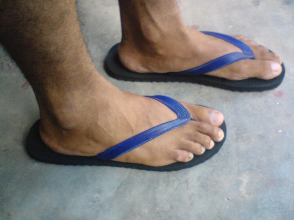 Sandalias Negras Transpa…Flickr Gallo Correas Pata Y Azules De ZXiTOPuk