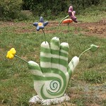 Waverly Youth Sculpture Garden