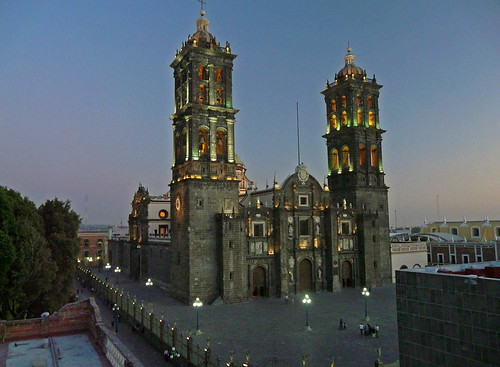 N07 Puebla Cathedral