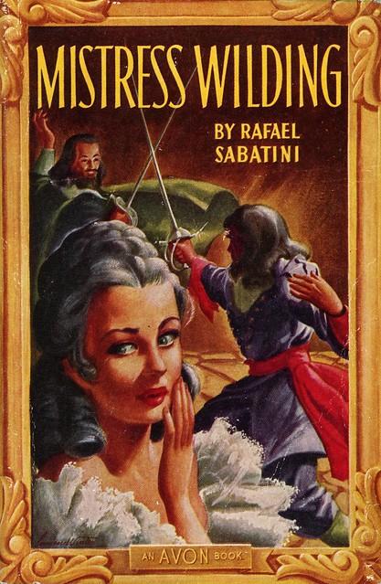 Avon Books 84 - Rafael Sabatini - Mistress Wilding