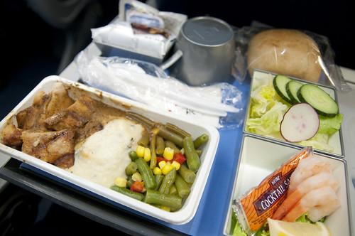 Airline Meal, Northwest Airlines | by yuichi.sakuraba