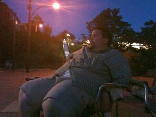 GDI A slacker watches The Slackers