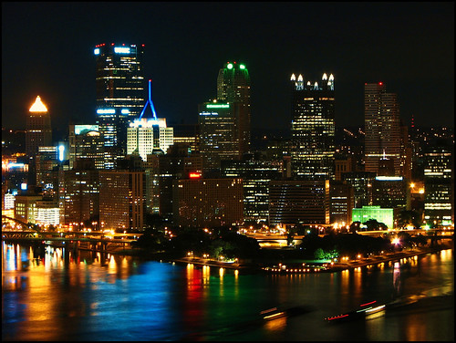 city longexposure skyline night canon buildings dark landscape lights penguins downtown pittsburgh cityscape pennsylvania clear nighttime s2is canonpowershots2is steelers allegheny threerivers thepoint westernpennsylvania g20 westernpa cityofbridges g20summit
