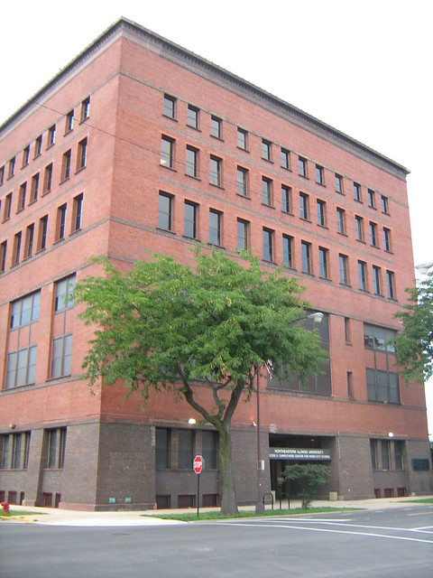 Northeastern Illinois University Jacob Carruthers Center for Inner City Studies (Abraham Lincoln Center)