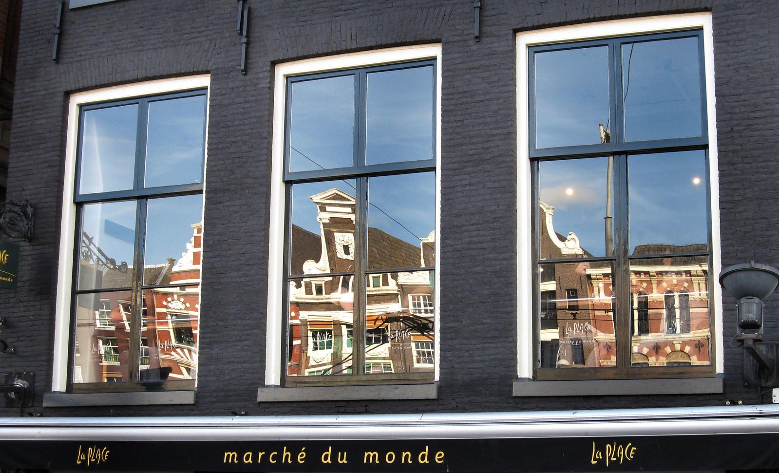 Amsterdam 75 Marché du Monde