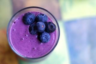 Blueberry doughboy Smoothie | by miriamwilcox