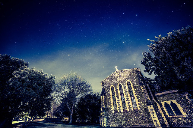 church under the stars 6d