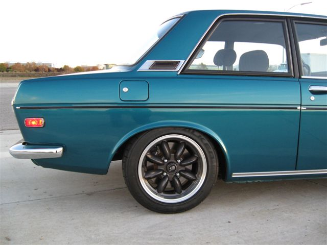 1972 Datsun 510 For Sale Rear Fender | Bring A Trailer | Flickr