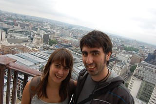 At St Pauls Dome   by Azul Neon