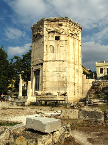 Temple of the 4 Winds - Athens | by seligmanwaite
