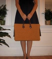 Marigold Computer Sleeve Bag