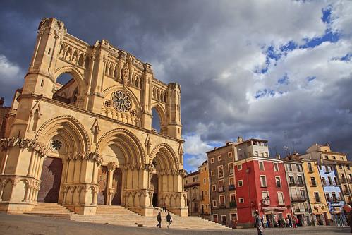 Cuenca. Cathedral. Castilla - La Mancha. Spain   by Tomás Fano