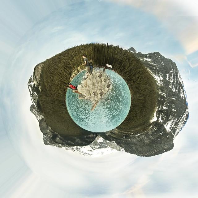 Planète #3 - Canada - Louise Lake