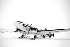 Antarctica DC-3