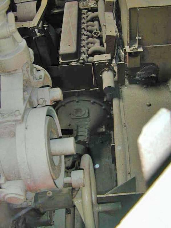 105mm leFH auf Hotchkiss 39H 2