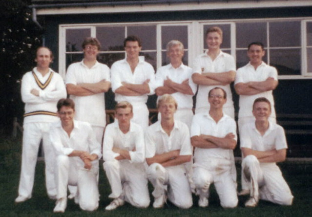 Steeton 1st XI 1990