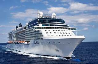 Aerial Celebrity Eclipse | by onboardradio