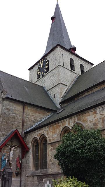 Sint-Walburgakerk, Meldert