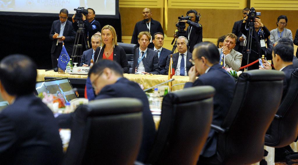ASEAN-EUROPEAN UNION MINISTERIAL MEETING   European External