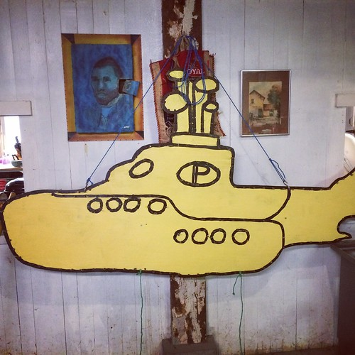 Yellow Submarine | by Allen Gathman