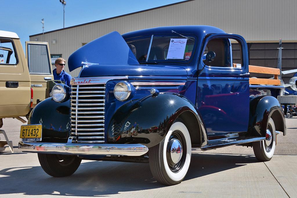 1940 Chevrolet Pickup Truck 1940 Chevrolet Pickup Truck W