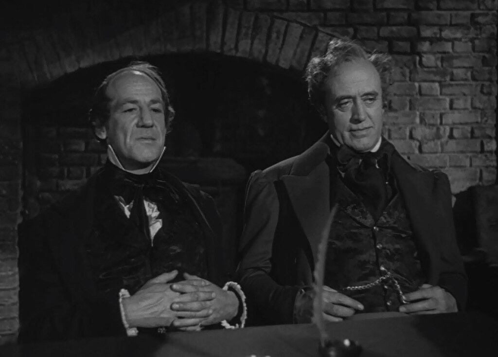 A Christmas Carol 1951.A Christmas Carol 1951 Michael Hordern As Jacob Marley A